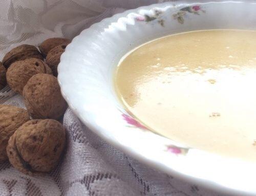 Zupa z soczewicy i ziemniaków