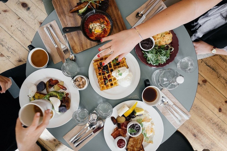 fazy jedzenia intuicyjnego