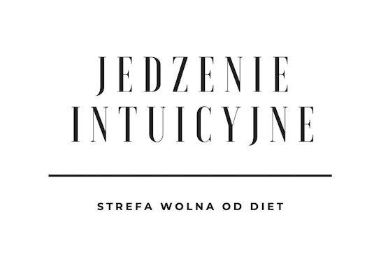 Jedzenie Intuicyjne Logo
