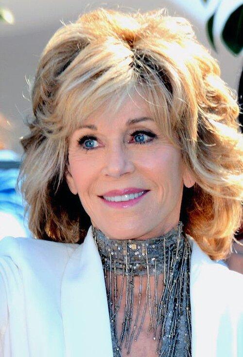 Jane Fonda – bulimia